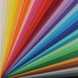 Íves színes papír