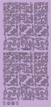 Lila Virágos sarok, Peel-Off