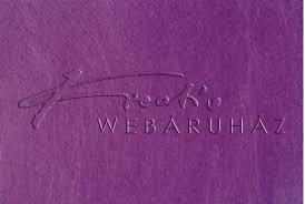 Selyempapír - Padlizsán lila