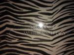 Transzparens papír - Zebra mintás